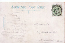 Genealogy Postcard - Family History - Edwards - Gravesend - Kent   A1602