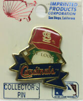 Vintage Souvenir Collector's Pin St. Louis Cardinals