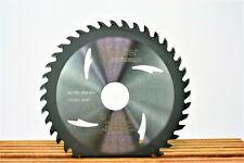 Hartmetall Allesschneideblatt Sägeblatt 110mm 40 Zähne TCT Alu Holz Ne metalle