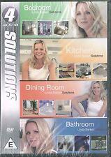 Linda Barker 4 PROGRAMAS sobre 5h EN DVD DIY Cocina Hogar Decoración puntas