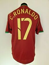medium RONALDO 17 Portugal football Shirt  2006 Portugal Soccer Jersey EURO 2016