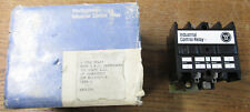 NEW NOS Westinghouse ARD420S Industrial Control Relay 600VDC Style 765A652G01