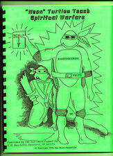 NeonTurtles Teach Armor of God Coloring Book-children VBS ministry-Christian
