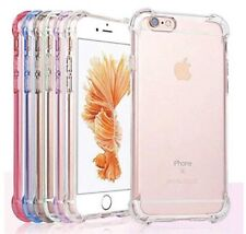 Apple iPhone 7/8 Clear Transparent Corner Protection Slim Case