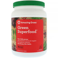 Amazing Grass, Verde SuperFood, bacca Bevanda in polvere, 801ML (800 g)