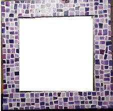 """Mosaic Mirror - Hand Made - 17"""" x 17"""""""