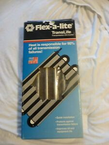 Engine Oil Cooler FLEX A LITE 4116