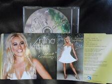 Nina Kristin/Season Greetings -Little drummer boy White Christmas..2006 5-Tr/MCD