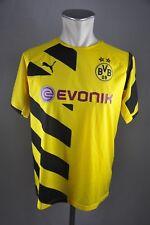 Borussia Dortmund Trikot Gr. 176 #7 Kagawa 2014-15 Puma BVB Jersey Evonik