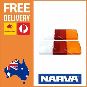 Narva Lens to Suit Narva 86710, Hella 2410, Suits  Land Rover 86715 Pair