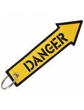 Porte clefs DANGER