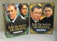 Midsomer Murders DVD Set One and Set Two