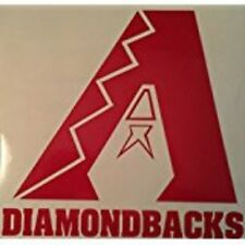 New Arizona Diamondbacks Baseball 2 Cornhole Decals - 2 Free Circles