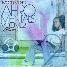 Afromentals, Vol. 21: Allure  by DJ Jamad (CD, Apr-2007, Noiseland)