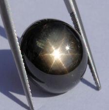 schwarzer   STERNSAPHIR / STARSAPPHIRE / STERNSAFIR   feiner Stern    25,39 ct