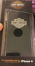Harley-Davidson® Bar And Sheild Black Case for iPhone® 6 -  Item 7793