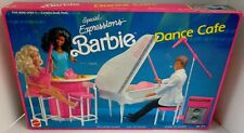 Special Expressions Barbie Dance Cafe Playset (NEW)