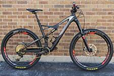 "2016 S-WORKS STUMPJUMPER FSR CARBON 27.5"" 650B LARGE L SPECIALIZED *XX1 EAGLE*"