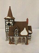 Dept. 56 Dickens heritage village Old Michael church Christmas Vintage Decor