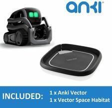 Anki Vector + Habitat Space. Sprachgesteuerter KI-Roboter-Begleiter mit integrie