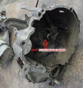 DAIHATSU CHARADE ENGINE CB-T 1,0cc MANUAL GEARBOX 5 SPEED USED