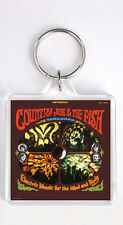 COUNTRY JOE AND THE FISH ELECTRIC MUSIC FOR THE MIND AND BODY KEYRING LLAVERO