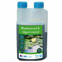 NT Labs Aquaclear Blanketweed & Algae Control Koi Pond Treatment 250/500/1000ml
