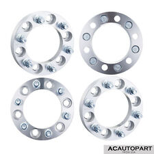 """4pcs Fits Toyota Tacoma Wheel Spacers Adapters 6x5.5"""" 12x1.5 All 6 Lug Pickups"""