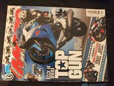 **m Moto et Motards n°128 Aprilia RSV4 / Ducati Streetfighter