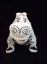 "Russ Madagascar Gloria The Hippo Plush Grey 9"" Soft Toy Stuffed Animal"