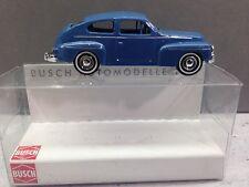 HO 1/87 Busch # 43914 - 1958 Volvo 544 Sedan - Blue