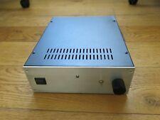PASS Labs Buffer preamplificatore B1 con condensatori Cancello Nero