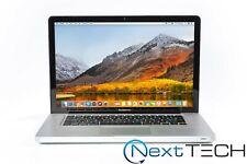 "Apple Macbook Pro 15""  2.3 - 3.3Ghz ~ Quad-Core i7 16GB RAM ~ 1TB SSHD WARRANTY"