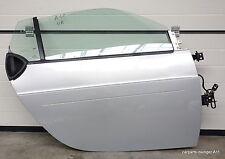 Smart Fortwo 450 Cabrio Tür vorne rechts silber riversilver Metallic EAD