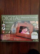digital picture frame 7 inch NIP