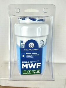 GE Genuine Refrigerator Water Filter MWF Sealed New In Box See Pictures H20