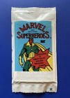 1984+MARVEL+SUPER+HEROES+FIRST+ISSUE+COVERS+%E2%80%A2+1+FACTORY+SEALED+TRADING+CARD+PACK