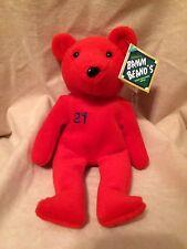 Bamm Beano's - Sammy Sosa Beanie Bear