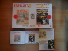 (PC) - Sid Meier's Civilization II + Command & Conquer