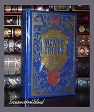 Count of Monte Cristo by Alexandre Dumas Brand Sealed Leather Bound Collectible