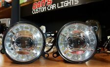 Ford Falcon FG fog light with led halo rings