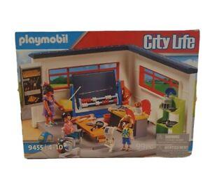 Playmobil 9455 City Life *Klassenzimmer fehlt* Geschichtsunterricht