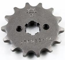 +1 14T JT FRONT SPROCKET FITS SUZUKI JR50 1983-2006