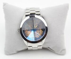 Android Men's AD448 Prism Skeleton Automatic 8 Faceted, Super-luminova Hands