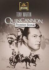 Quincannon Frontier Scout - Region Free DVD - Sealed