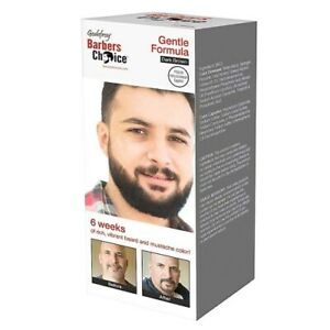 Godefroy Beard And Moustache Colour - Dark Brown