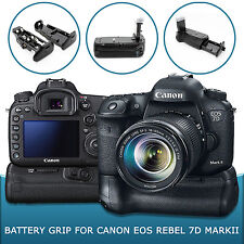 Battery Grip for Canon EOS 7D Mark II BG-E16 DSLR Camera
