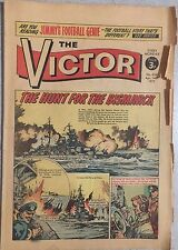 THE VICTOR #634 weekly British comic book April 14, 1973