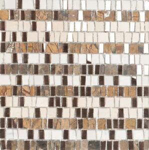 Mosaic Tiles - TRESOR 300X305MM SPAIN MADE