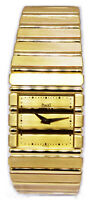 Piaget Mens Polo 18k Yellow Gold Quartz Watch 7131 C 701